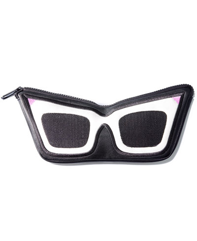 Love Bravery Sunglasses Clutch, Only at
