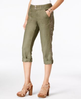 Linen Pants For Women: Shop Linen Pants For Women - Macy's