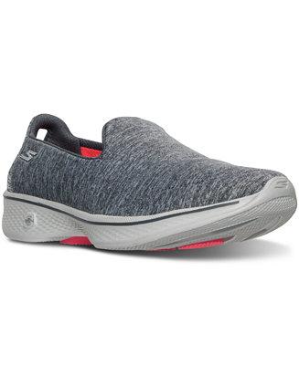 Skechers Women S Gowalk 4 Gym Rat Walking Sneakers From