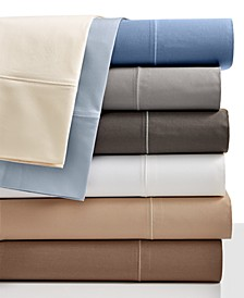 525 Thread Count Sheet Set, 100% Cotton, Created for Macy's
