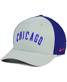 Nike Chicago Cubs Vapor Classic Adjustable Cap