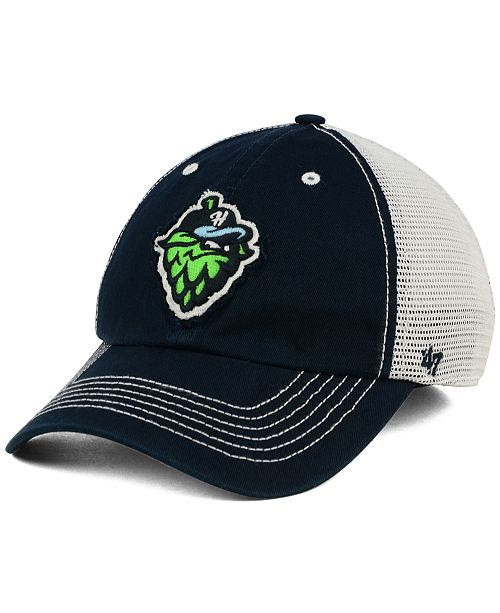 47 Brand Hillsboro Hops Mesh Closer Cap - Sports Fan Shop By Lids ... 5fba071c9e7