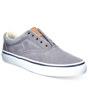 Sperry  MEN'S STRIPER WASHED SNEAKERS MEN'S SHOES