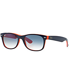 Ray-Ban Sunglasses, RB2132 55 NEW WAYFARER GRADIENT