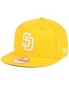 New Era San Diego Padres C-Dub 9FIFTY Snapback Cap