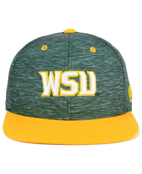 competitive price 22464 6c741 ... south florida bulls top of the world booster d1453 fe1c0  spain top of  the world wright state raiders energy 2 tone snapback cap sports fan shop