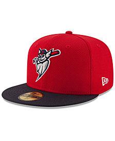 New Era Louisville Bats AC 59FIFTY Fitted Cap