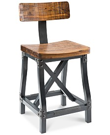 Macey Counter Stool, Quick Ship