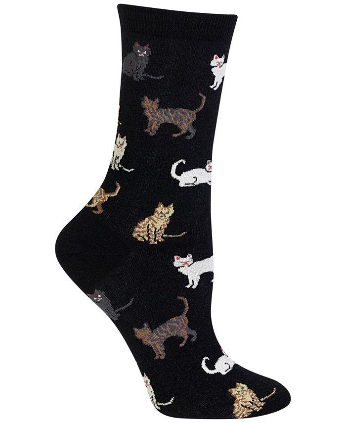 Hot Sox - Cats Trouser Socks