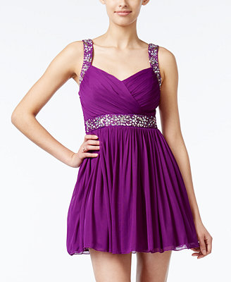 Wedding Party Dresses. With your wedding gown picked out and outfits ready for the reception, it's time to concentrate on those who participating in the big event. Prepping for your wedding day is easy when you shop the great selection of wedding party dresses available.
