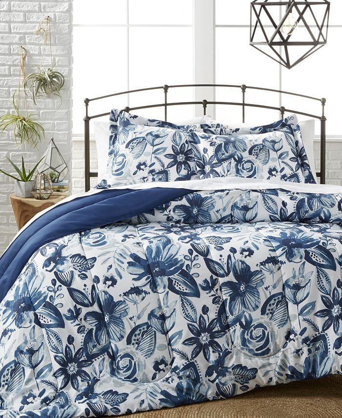 Pem America - Beacon 3-Pc. Comforter Sets