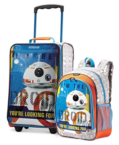 Star Wars BB-8 Kids Luggage by American Tourister