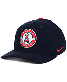 Nike Los Angeles Angels Classic SwooshFlex Cap