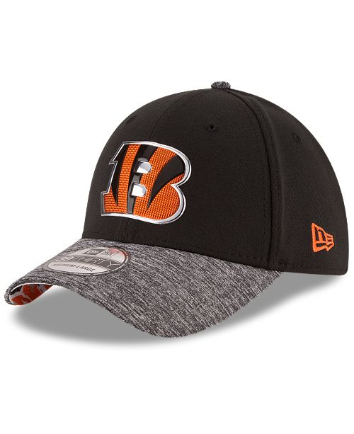 sports shoes 224de 8bc62 New Era Cincinnati Bengals 2016 NFL Draft Reverse 39THIRTY Cap ...