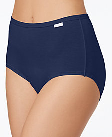Jockey Elance Supersoft Brief 2161, Created for Macy's