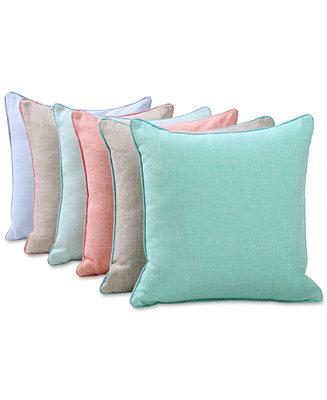 Victoria Classics Bazy 18 Quot Square Decorative Pillow