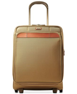"""Ratio Classic Deluxe 22"""" Domestic Carry-On Rolling Suitcase"""