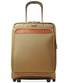 "Hartmann Ratio Classic Deluxe 22"" Domestic Carry-On Rolling Suitcase"