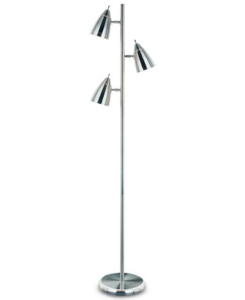 Lite Source Bullett Floor Lamp