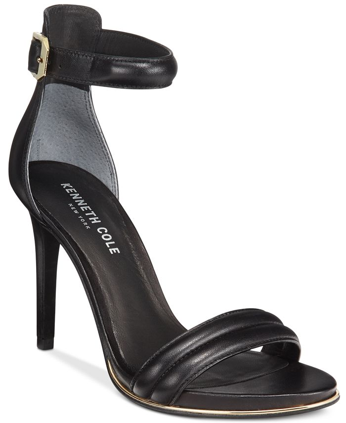 Kenneth Cole New York - Women's Brooke Two-Piece Strappy Sandals