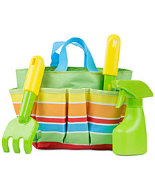 Melissa & Doug Kids' Giddy Buggy Tote Set