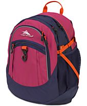 High Sierra FatBoy Backpack in Razzmatazz