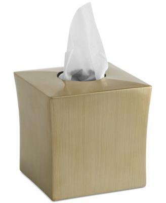 Bath Accessories Cooper Tissue Box