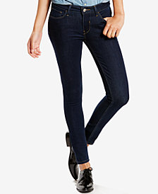 Levi's® 535™ Super Skinny Jeans, Short and Long Inseams