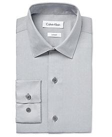 Calvin Klein Long-Sleeved Sateen Shirt, Big Boys