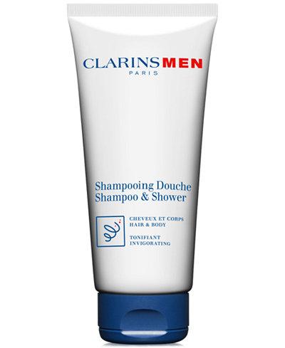 ClarinsMen Total Shampoo, 7.0 oz.