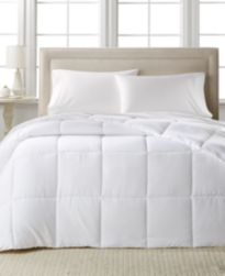 CLOSEOUT! Home Design Down Alternative Comforters, Hypoallergenic, Created for Macy's