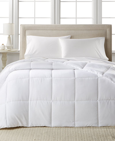 Home Design Down Alternative Comforters, Hypoallergenic, Created for Macy's