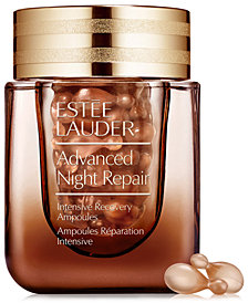 에스티 로더 어드밴스드 나이트 리페어 인텐시브 리커버리 앰플 60pcs Estee Lauder Advanced Night Repair Intensive Recovery Ampoules, 60 Capsules
