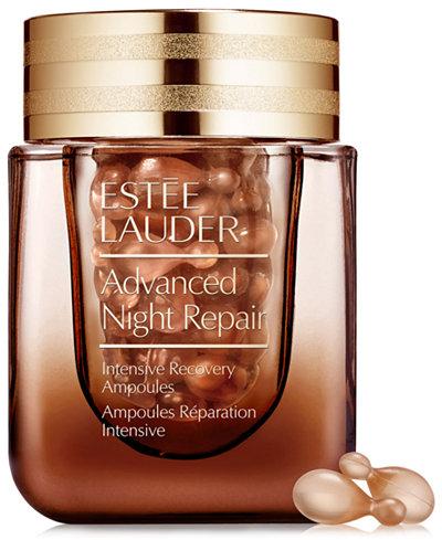 Estée Lauder Advanced Night Repair Intensive Recovery Ampoules, 60 Capsules