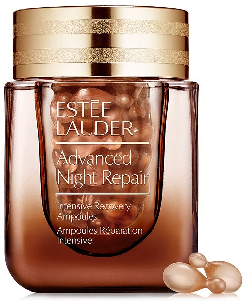 Estee Lauder Advanced Night Repair Intensive Recovery Ampoules, 60 Capsules