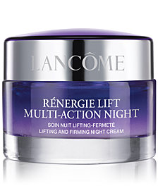 Lancôme Rénergie Lift Multi-Action Night Cream, 2.6 oz.