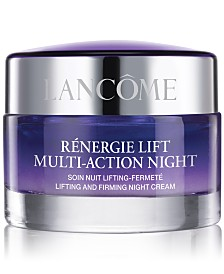 Lancôme Rénergie Lift Multi-Action Lifting and Firming Night Moisturizer Cream, 2.6 oz