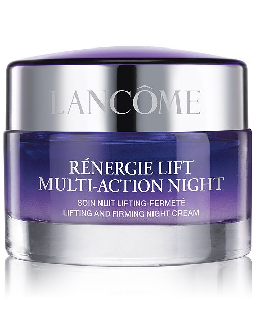 Lancome Rénergie Lift Multi-Action Night Cream, 2.6 oz.