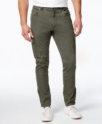 American Rag Men's Slim-Fit Cargo Pants, Only at Macy's - Pants ...
