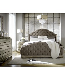 Zarina Bedroom 3-Pc. Set (Queen Bed, Dresser & Nightstand)