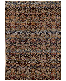 "Journey Valley Multi 3'3"" x 5'2"" Area Rug"