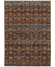 Macy's Fine Rug Gallery Journey  Valley Multi Area Rugs
