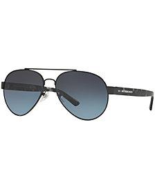Burberry Polarized Sunglasses, BE3086