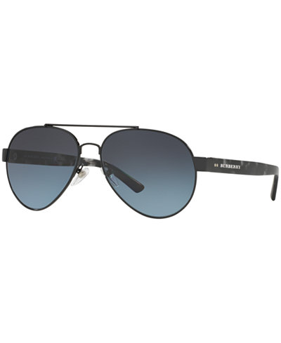 Burberry Polarized Sunglasses, BE3086
