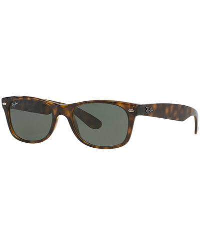 Ray-Ban Sunglasses, RB2132 58 NEW WAYFARER