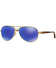 Polarized Tie Breaker Sunglasses, OO4108
