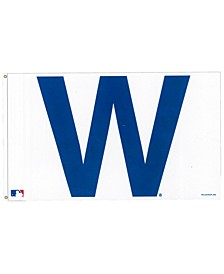 Chicago Cubs Deluxe Flag
