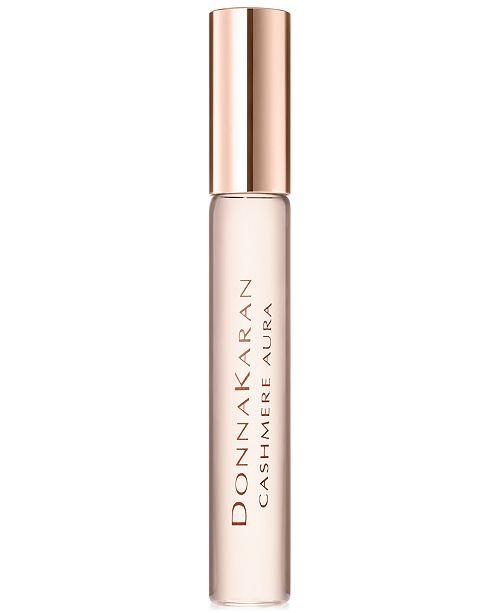 Donna Karan Cashmere Aura Eau de Parfum Rollerball, 0.34 oz