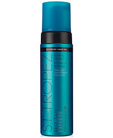 St. Tropez Self Tan Express Advanced Bronzing Mousse, 200 ml