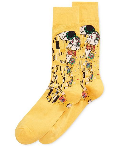 Hot Sox Men's Socks, David